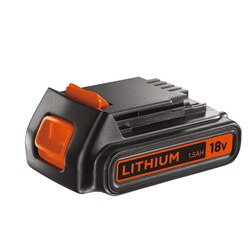 Black and Decker - 18V 15Ah Lithium Ion Battery - BL1518