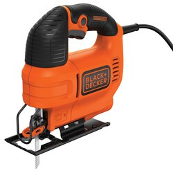 Black and Decker - 520W  Variable Speed Compact Jigsaw with blade - KS701E