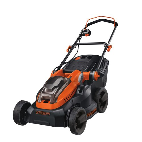 Black and Decker - 36V LiIon Cordless Lawnmower 38cm - CLM3820L1