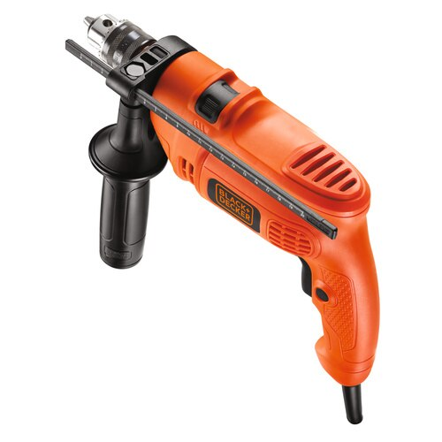 Black and Decker - 500W Percussion Hammer Drill - KR504RE